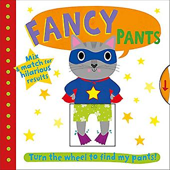 Fancy Pants by Roger Priddy - 9781783418466 Book