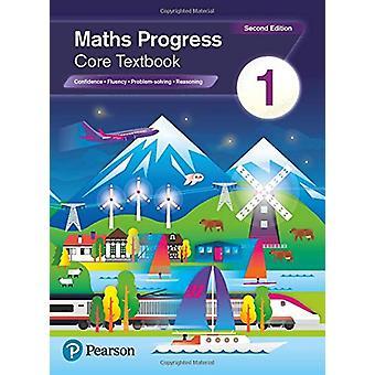 الرياضيات تقدم الكتاب المدرسي الأساسية 1 -- الطبعة الثانية من قبل كاثرين بات -- 97