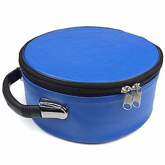 Masonic hat/cap case blue