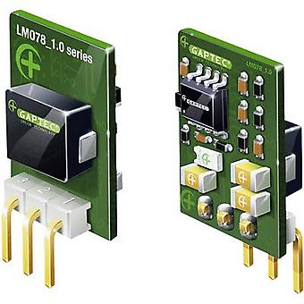 Gaptec LMO78_15-1.0 DC/DC converter (print) 24 V DC 15 V DC 1000 mA 15 W Nr. van de uitgangen: 1 x