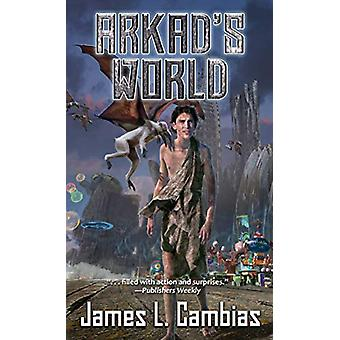 Arkad's World by BAEN BOOKS - 9781982124328 Book
