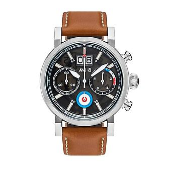 AVI-8 AV-4062-01 Hawker Hurricane Merlin Chrono Wristwatch