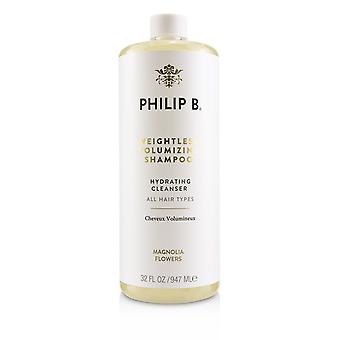 Weightless volumizing shampoo (all hair types) 238060 947ml/32oz