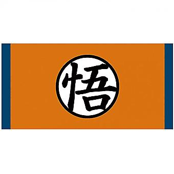 Dragon Ball Goku Symbol Towel