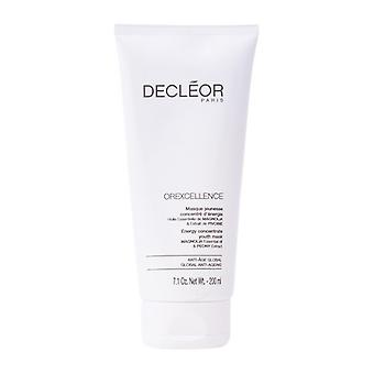 Anti-Wrinkle Mask Orexcellence Decleor/200 ml