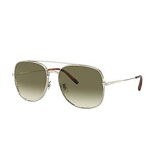 Oliver Peoples Taron OV1272S 50358E Soft Gold/Olive Gradient Sunglasses