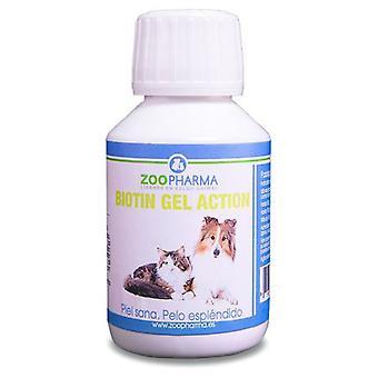 ZooPharma Biotin Gel 100 ml für Hunde (Hunde , Nahrungsergänzung)