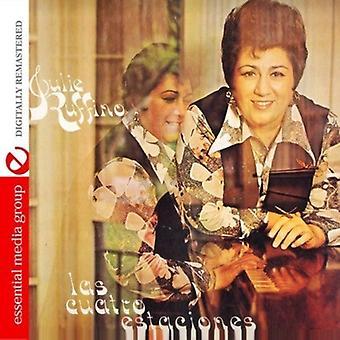 Julie Ruffino - Las Cuatro Estaciones [CD] USA tuonti