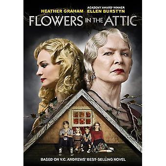 Blomster i loftet [DVD] USA importerer