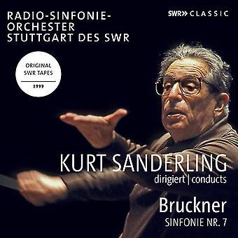 A Bruckner - Sinfonie 7 [CD] USA import