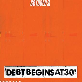 La dette commence à 30 [CD] IMPORTATION USA
