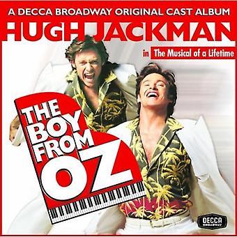 Cast Recording - The Boy From Oz [a Decca Broadway Original Cast Musical] [CD] USA import