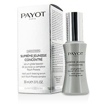 Payot Верховный всего молодежи Jeunesse целей повышение сыворотки - для зрелой кожи 30ml / 1oz