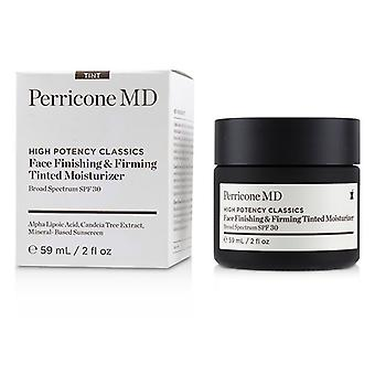 Perricone MD High Potency Classics Face Finishing & Firming Tinted Moisturizer SPF 30 59ml/2oz