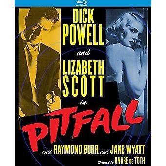 Pitfall [Blu-ray] USA import