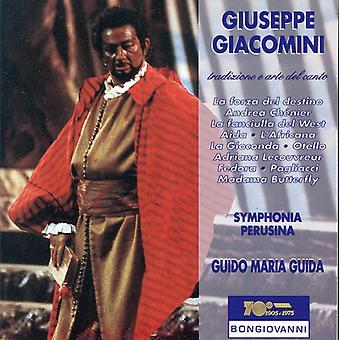 Giuseppe Giacomini - Tradizione E Arte Del Canto [CD] USA import