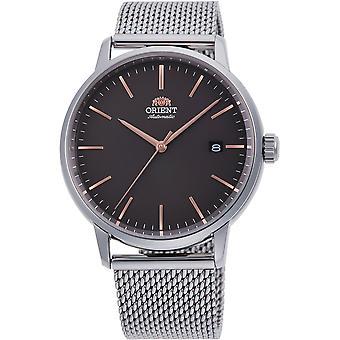 Orient Contemporary Uhr RA-AC0E05N10B - Edelstahl Herren Automatische Analogie
