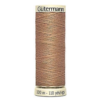Gutermann Sy-all 100% Polyester Tråd 100m Hånd- og maskinfargekode - 179