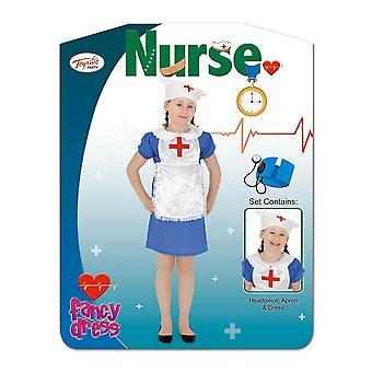 Toyrifické šaty-ošetřovatelka (střední)
