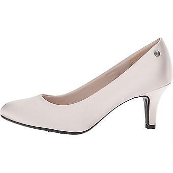 LifeStride Women's Shoes Parigi Fabric Closed Toe Classic Pumps