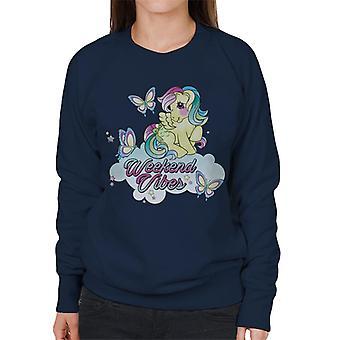My Little Pony Weekend Vibes Donne's Sweatshirt
