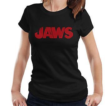 Jaws Logo Women's T-Shirt