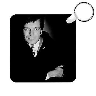 Tony Wilson Portrait Key Ring