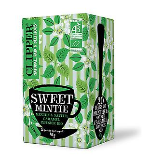 Sweet Mintie Infusion 20 infusion bags of 40g