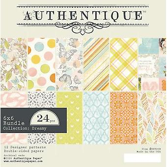 Authentique Dreamy 6x6 pulgadas De papel Pad