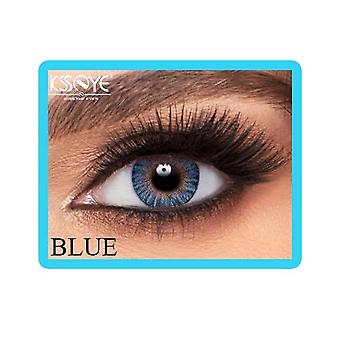2pcs/pair - 3 Tone Series Colored Contact Lenses for Beautiful Eyes