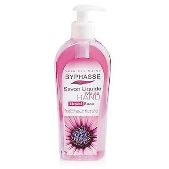 Byphasse Hand Soap With Dispenser 400ml Floral freshness