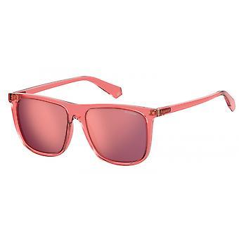 نظارات شمسية للجنسين 6099/S733/OZ واندر الوردي / أحمر
