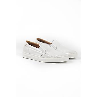 Uominitaliani Bianco White Sneakers UO663925-EU41-US8