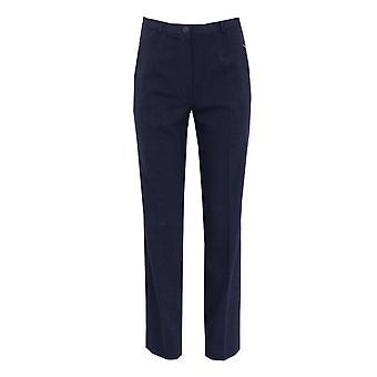 ROBELL Robell Navy Trouser Sandra 51401 5405 69