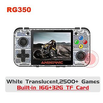 Retro Game Rg350 Video Game Handheld Console, Mini 64 Bit 3.5 Inch Ips Screen