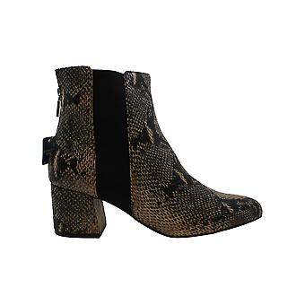 Kenneth Cole Reaction Women's Shoes Kick Block Bootie Fabric Pointed Toe Ankl...