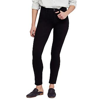 Free People | High Rise Long And Lean Jeans