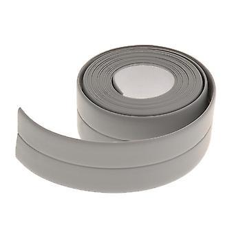 Pvc Auto Adesivo Impermeável - Chuveiro do banheiro, fita de tira de selagem de banho de pia