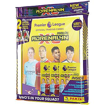 Premier League 2020/21 Adrenalyn XL Starter Pack