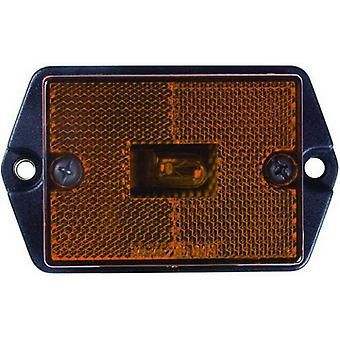 Optronics MC35As Rectangular Clearance Light Amber