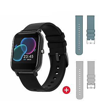 Versión global reloj inteligente Ip67 impermeable pulsera de fitness banda para Android Apple Xiaomi