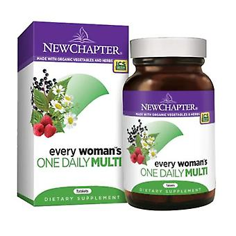 New Chapter Every Women's One Daily Multi, 96 Tabs