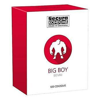 Secura kondome big boy 60mm condoms pack of 100