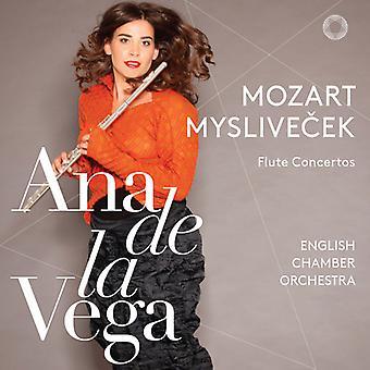 Mozart / Vega - Flute Concertos 1 & 2 [SACD] USA import
