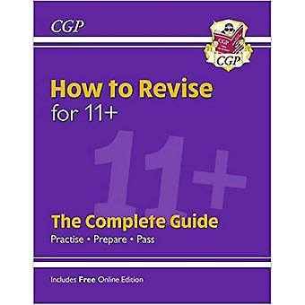 Novo como revisar para 11 +: o guia completo (com edição online)