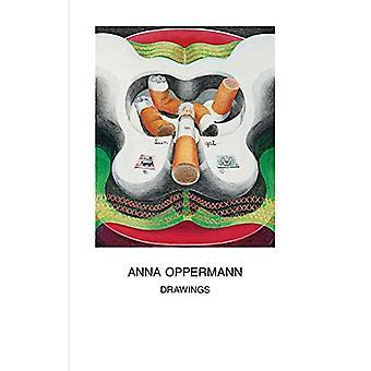 Anna Oppermann: Tekeningen