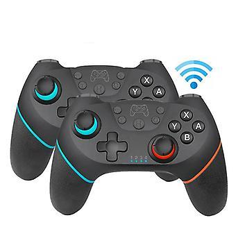 Controlador joystick do jogo bluetooth sem fio para nintend switch pro host