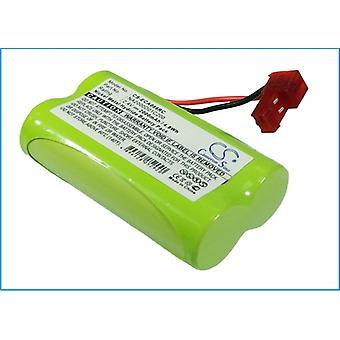 Távirányító akkumulátor Earmuff NA2000D01C200 05455086 Control VP EEVP AMFM