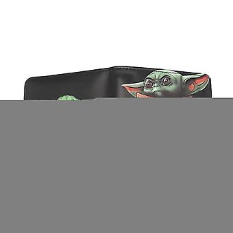 PU leather Coin Purse Cartoon anime wallet - Star wars #935