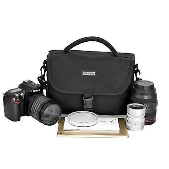 D12 CADEN Waterproof Micro SLR Camera Bag Shoulder Digital Photography Camera Backpack
